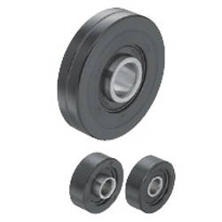 Urethane Molded Bearings/Extended Inner Race/for Light Load