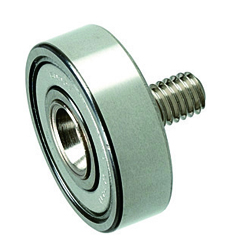 Bearings with Threaded Shaft/Standard