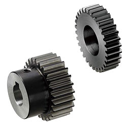 Spur Gears/Induction Hardened/Pressure Angle 20Deg.