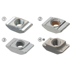 5 Series/Nuts for Aluminum Extrusions