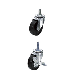 Casters/Conductive/Screw-in Type