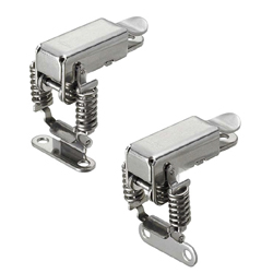 Corner Snap Locks/with Springs
