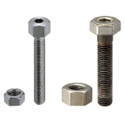 Adjusting Stopper Screws/Hexagon Bolt/Fine Thread/Coarse Thread ANH6-25