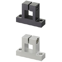 Brackets for Device Stands/Perpendicular Square Hole