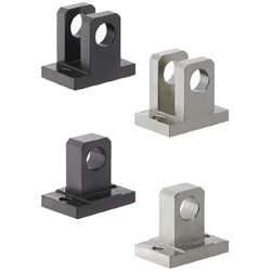 Hinge Bases/With Center Hole/T-Shape/U-Shape