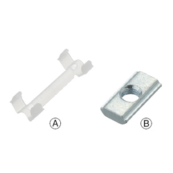 5 Series/Post-Assembly Insertion Nut/Stopper Set