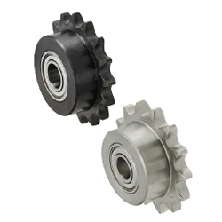 Idler Sprockets with Hub