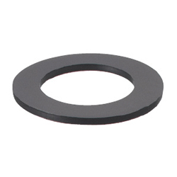 Extra Thin Resin Washers/Abrasion Resistance/Thickness <lt/>1 mm
