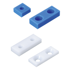 Square Resin Washers/POM/MC Nylon
