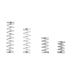 Round Wire Coil Springs/Deflection 15%-25%/O.D. Referenced