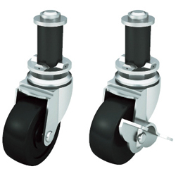 Casters for Factory Frames