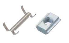 8 Series/Post-Assembly Insertion Nut and Metal Stopper Set