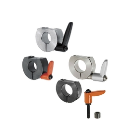 Shaft Collars/With Clamp Lever/D Cut