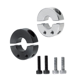 Shaft Collars/Side Mounting Holes/Split