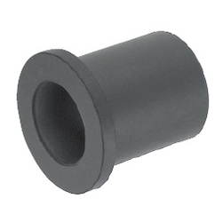 Oil Free Bushings/PTFE Resin Type/Flanged