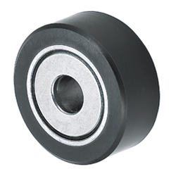 Urethane Roller Followers/Solid/Flat Type