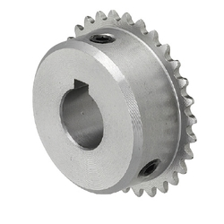 Standard 2060, Double Pitch Sprocket, Model B for S Rollers