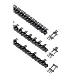 Roller Chains with Attachments