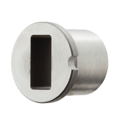 Bushings for Inspection Components/Square/Shouldered