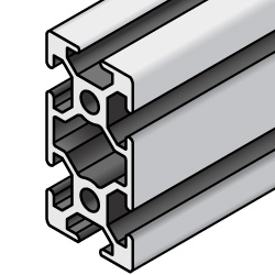 6 Series/slot width 8/60x30mm, Parallel Surfacing
