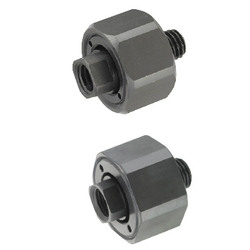 Floating Joints -Extra Short Threaded Stud Mount/Tapped