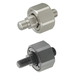 Floating Joints -Extra Short Threaded Stud Mount/Threaded