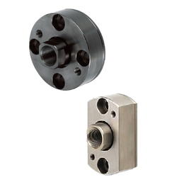 Floating Connectors/Extra Short Type/Flange Mounting/Tapped