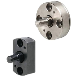 Floating Connectors/Extra Short Type/Flange Mounting/Threaded
