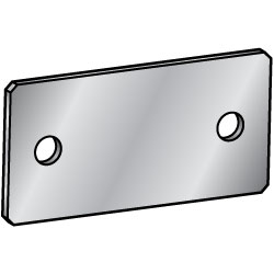 Sheet Metal Mounting Plates