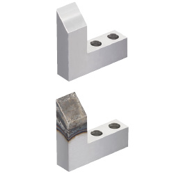 Locators (Horizontally Inclined) Two Hole Type