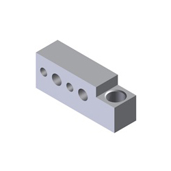 [NAAMS] Pin Retainer APR I-Shape 4 Side Holes Type