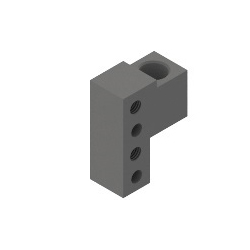 [NAAMS] Pin Retainer APR L-Shape 4 Side Holes Type
