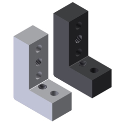 [NAAMS] L-Block Standard 3x3 Holes