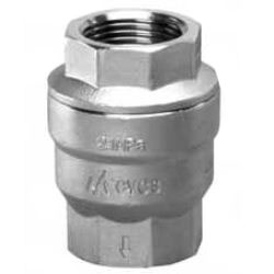Check Valve (Inline Check) [for Steam - Hot and Cold Water] - CVC3