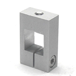 Square Pipe Joint Square, Threaded Type (Vertical)