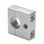 Round Pipe Joint Same Diameter Bore Fine Adjustment Block