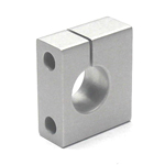 Round Pipe Joint, Same Diameter Hole Type, Wall Fixing Type - Square Shape