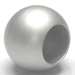 Round Pipe Joint Same Diameter Bore Type Decorative Ball