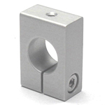 Stainless Steel Square / Round Bore Pipe Joint, Square / Threaded Type