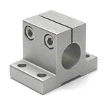 Round Pipe Joint Same Diameter Bore Type Side Mounting Type