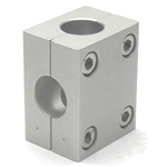 Round Pipe Joint, Different Diameter Hole Type, Split Cross Shaped