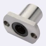 Linear Bushing with Flange, Standard Type, Single Type, Two Face Flange [LMYMH]