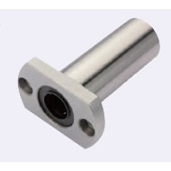 Linear Bushing with Flange, Standard Type, Long Type, Two Face Flange
