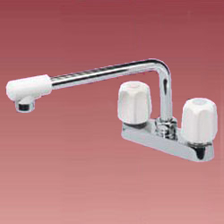 Water faucet, hot and cold water mixing valve SK13D