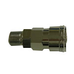 Quick Coupling, AL TYPE20, Socket SM