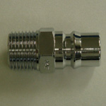 Quick Coupling, AL TYPE40, Plug PM