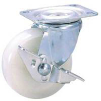 Industrial Caster TCM Series with Swivel Stopper