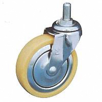 Anti-Static Caster SM Series, Swivel (OCTRON Urethane Wheel)