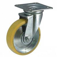 Anti-Static Caster STM, Swivel (OCTRON Urethane Wheel)