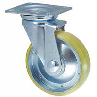 Anti-Static Caster STM Series, Swivel (Anti-Static Urethane Wheel)